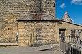 Spur building terrace of the Castle of Beynac 14.jpg