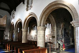 St.Lawrence, Whitwell - 608434.jpg