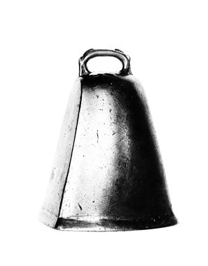 Fillan - The Bernane was St. Fillan's bronze bell