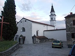 St. Francis of Assisi Church (Vipavski Križ) 01.jpg