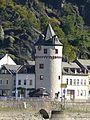 St. Goarshausen – Runder Turm am Marktplatz - panoramio.jpg