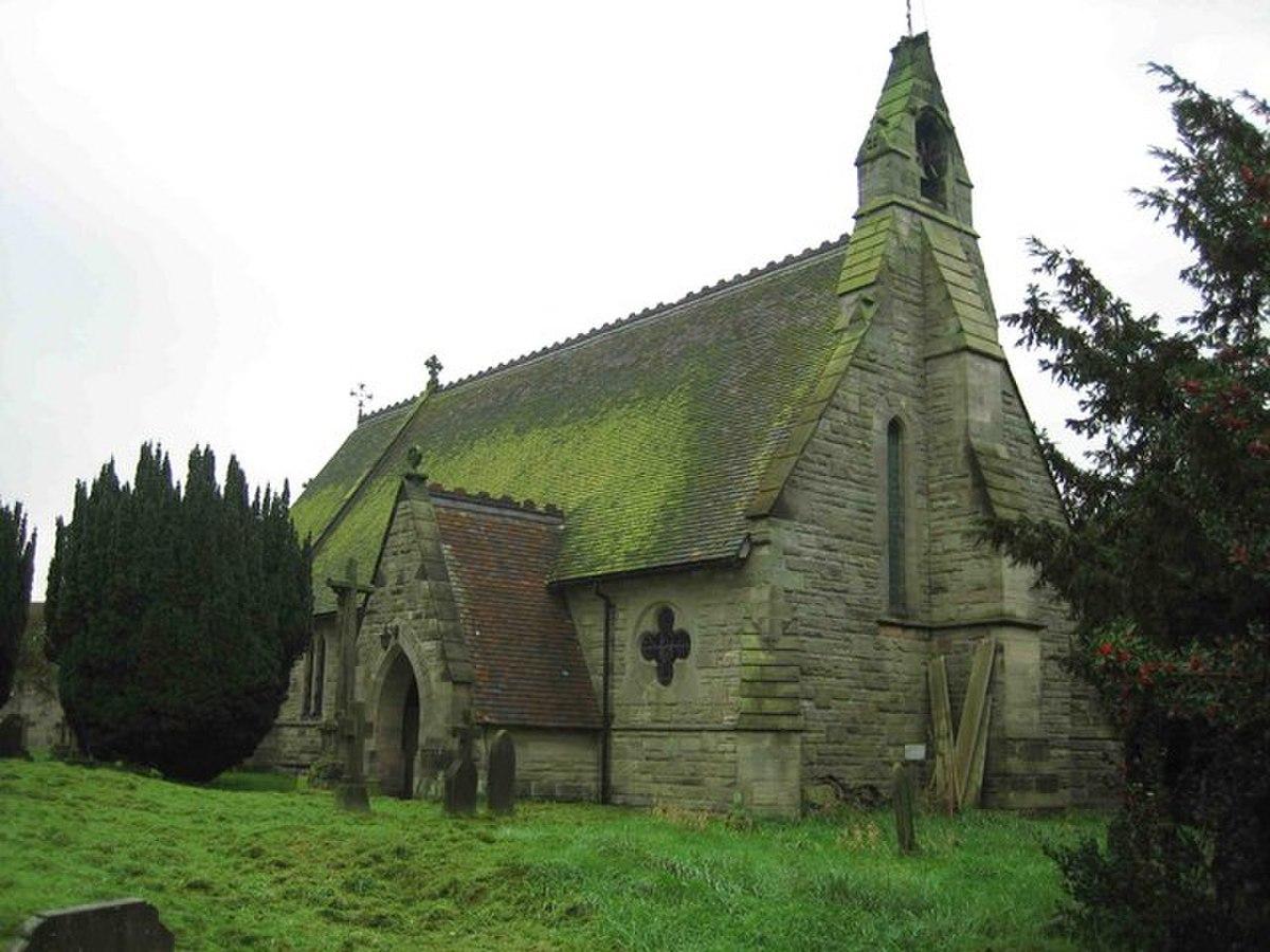 St. John's Church, Hollington - geograph.org.uk - 269029.jpg