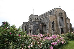 Attleborough (Norfolk, Inghilterra): la chiesa di Santa Maria