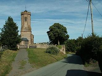 Cardeston - Image: St. Michael's Church, Cardeston geograph.org.uk 51548