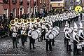 St. Patrick's Day Parade (2013) - Colorado State University Marching Band, Colorado, USA (8565188959).jpg