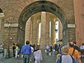 St. Peter's square colonnades.JPG