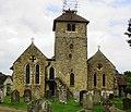 St Bartholomew's Church, Church Lane, Haslemere (June 2015) (1).JPG