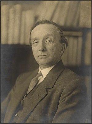 Arthur St John Adcock - St. John Adcock, 1920s photograph