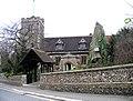 St John the Baptist, Church Lane, Pinner - geograph.org.uk - 1754133.jpg