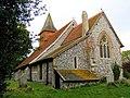 St Mary's Church, Selmeston - geograph.org.uk - 1005982.jpg