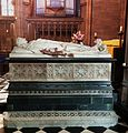 St Mary's Church Eccleston, Grosvenor Chapel - Cenotaph for 1st Duke of Westminster.JPG