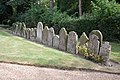 St Mary, Attleborough, Norfolk - Churchyard - geograph.org.uk - 310617.jpg