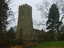 St Peter & Paul Church, Little Gransden, Cambs - geograph.org.uk - 388901.jpg