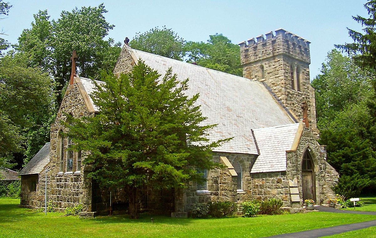 St Thomas Episcopal Church New Windsor New York