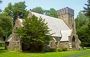 St. Thomas Episcopal Church (New Windsor, New York) - Church in 2007