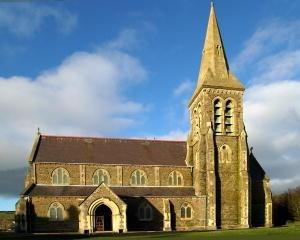 Burry Port - Image: St marys burryport