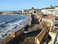 Stabilising work Marine parade Lyme Regis - geograph.org.uk - 410224.jpg