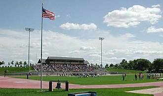 Concordia University Nebraska - Facilities include the 1,400-seat stadium and track and field constructed in 1997.