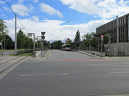 Misburger Straße in Hannover