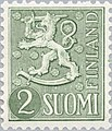 Stamp of Finland - 1955 - Colnect 46182 - Coat of Arms.jpeg