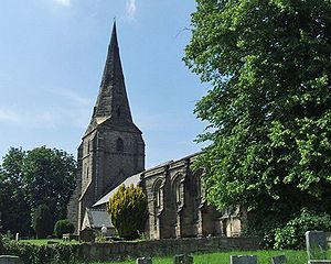 Grade I listed churches in Merseyside
