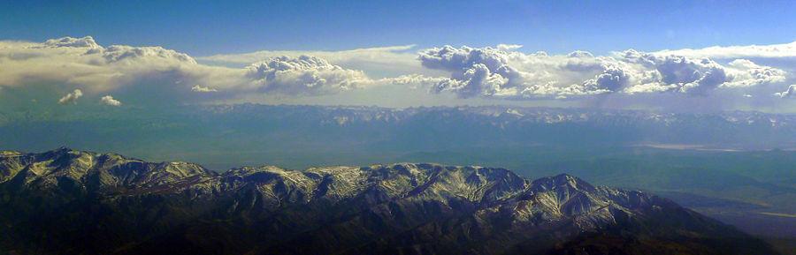 Stansbury Mountain Range Utah