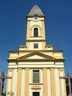 Starčevo, Catholic Church.jpg