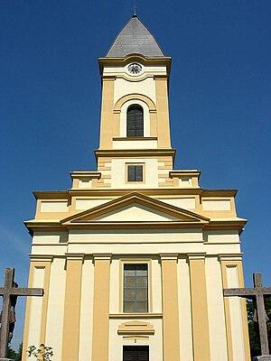 Starčevo - Image: Starčevo, Catholic Church