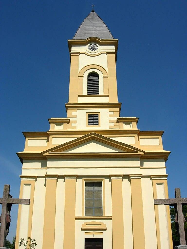 Starčevo, Catholic Church