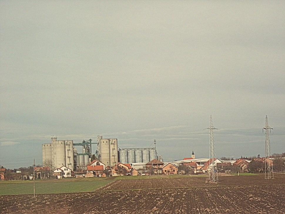 Skyline of Stari Jankovci