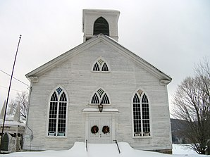 Das Meeting House in Starksboro