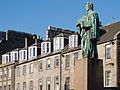 Statue of Thomas Chalmers, George Street, Edinburgh - 01.jpg