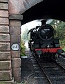 Steam Engine under Froghall Bridge, Staffordshire - geograph.org.uk - 608257.jpg