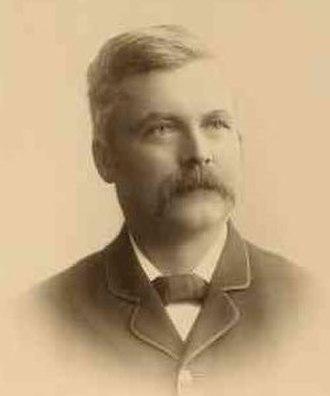 Stephen King (surveyor) - Stephen King Jr. ca. 1885