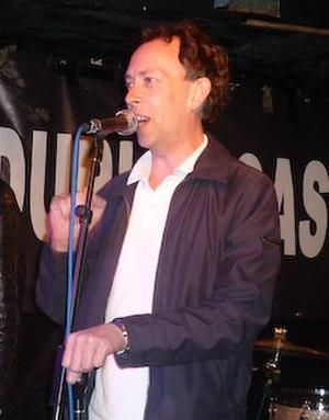 Steve Lamacq - Lamacq at Camden Crawl in 2011