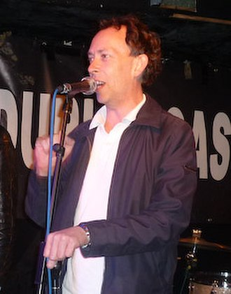 Steve Lamacq - Lamacq at Camden Crawl in 2011