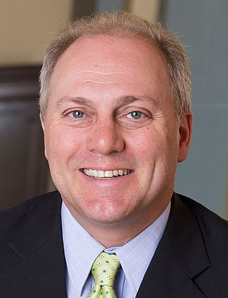 United States congressional delegations from Louisiana - Image: Steve Scalise official portrait (cropped 2)