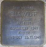 Stolperstein Böchingen Wolff Ella geb Kern.jpeg