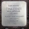 Stolperstein Bachstelzenweg 16 (Dahle) Erna Eisner.jpg