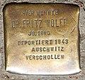 Stolperstein Jonasstr 4 (Neukö) Fritz Wolff.jpg