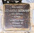Stolperstein Nachodstr 18 (Wilmd) Katharina Neukamp.jpg