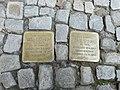 Stolperstein dedicated to Doral Cronheim.jpg