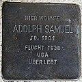 Stolperstein für Adolph Samuel.jpg