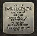 Stolperstein für Hana Hlavenkova.JPG