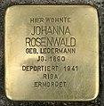 Stolperstein für Johanna Rosenwald (Köln).jpg