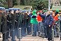 Strasbourg 6 février 2013 manifestation sidérurgistes ArcelorMittal 17.JPG