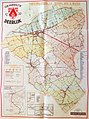 Stratenplan Deerlijk 1950.jpg