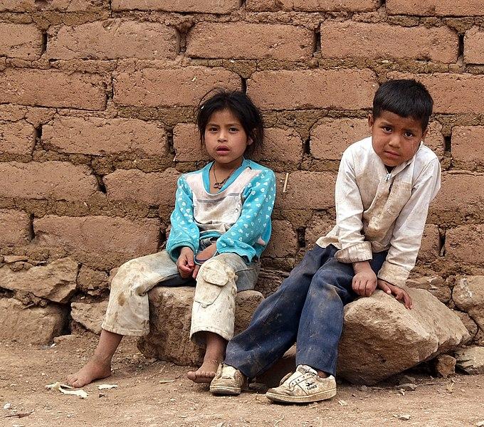File:Street children.jpg