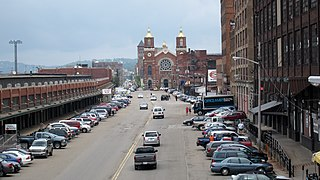 Strip District, Pittsburgh Neighborhood of Pittsburgh in Allegheny County, Pennsylvania, United States