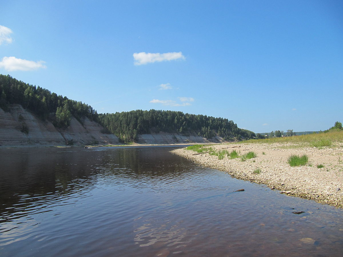 Sheksna River: description, source, estuary, tributaries. What fish is found in the Sheksna River 99
